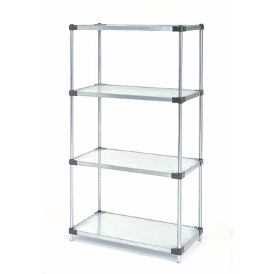 Commercial Chrome Wire Shelf Shelving Posts 63-4 Posts