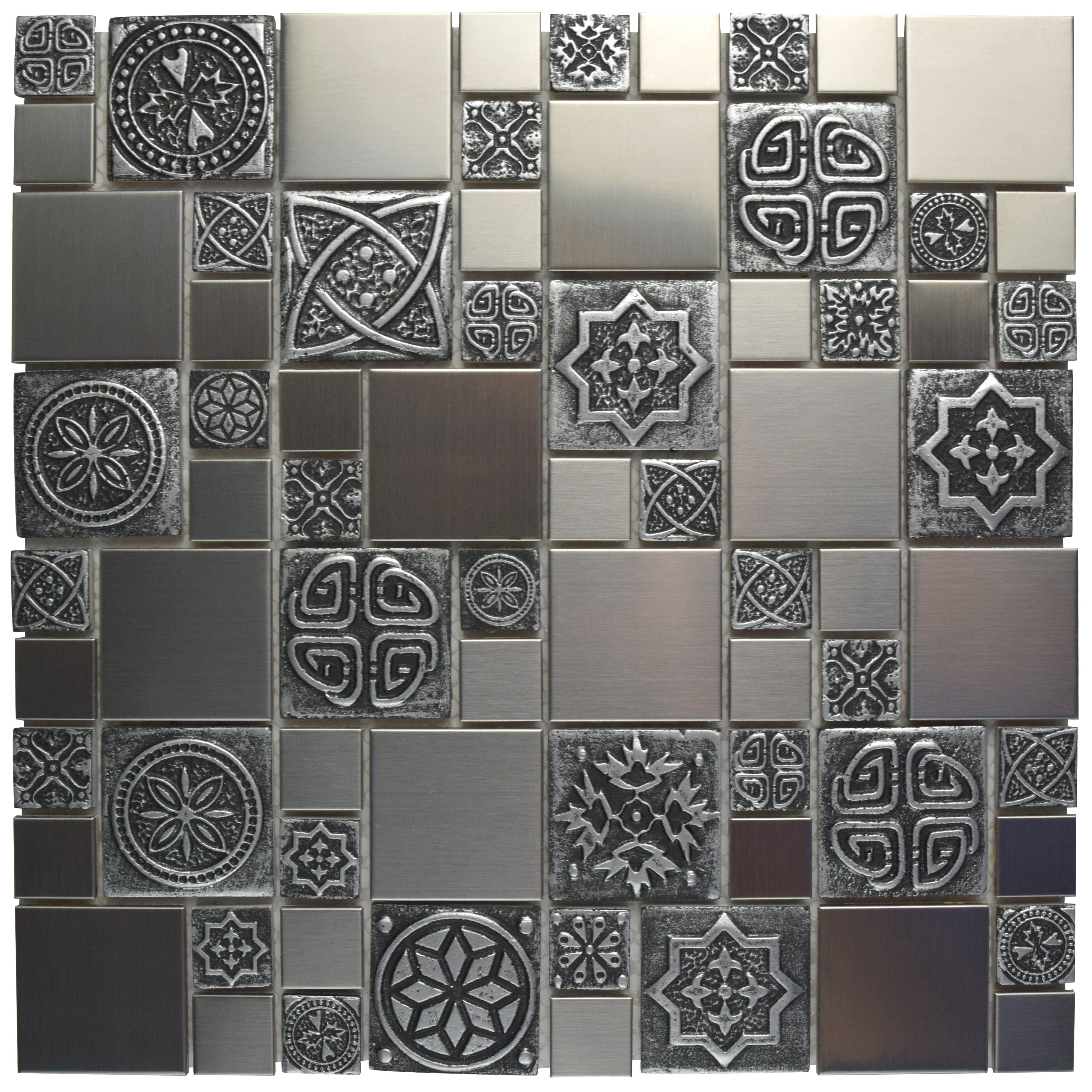 - EliteTile Vulcan Ceramic Mosaic Tile & Reviews Wayfair