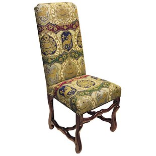 Chateau DuMonde Coat Side Chair Design Toscano
