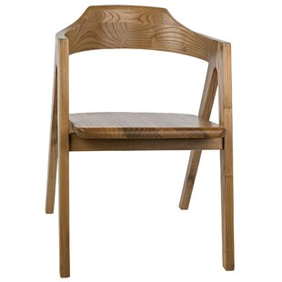 Anan Solid Wood Dining Chair Noir