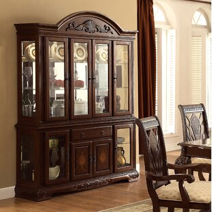 Alarcon China Cabinet by DarHome Co