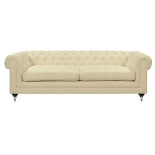 Amery Tufted Chesterfield Sofa