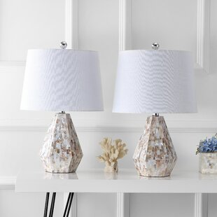 Crichton Seashell 21 Table Lamp (Set of 2)