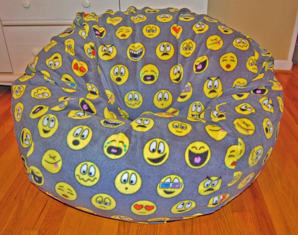 Brilliant Emojis Bean Bag Chair Forskolin Free Trial Chair Design Images Forskolin Free Trialorg