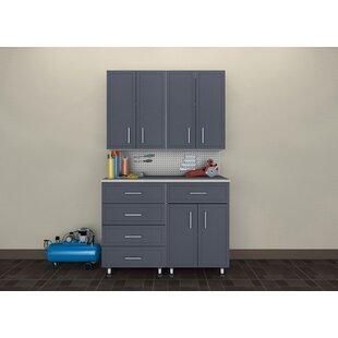6 Piece Storage Cabinet Set by ClosetMaid