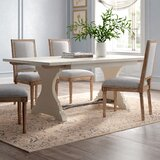 Jaclin Extendable Dining Table by Kelly Clarkson Home
