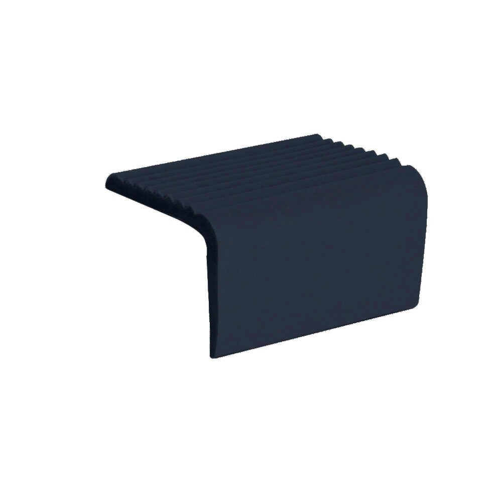 Roppe Rubber 0 13 Thick 108 Wide 1 38 Length Stair Nose Reviews Wayfair