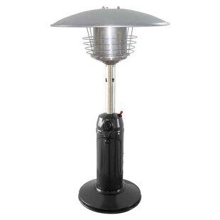 11,000 BTU Propane Tabletop Patio Heater by Garden Radiance