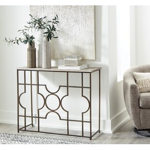 Cosmia Console Table by Gracie Oaks Coupon