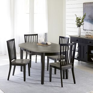 Coronado 5 Piece Extendable Dining Set August Grove