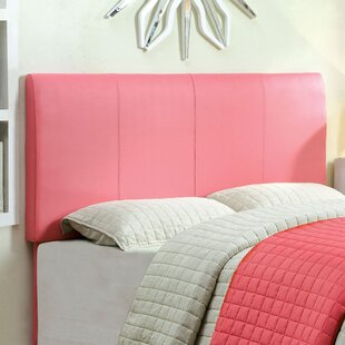 Kinnelon Upholstered Pink Panel Headboard
