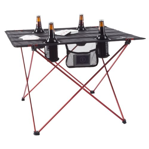Freeport Park Rushden Folding Camping Table Reviews Wayfair