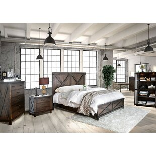 Grecia Panel Configurable Bedroom Set