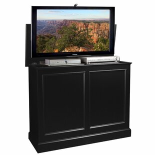 Inexpensive Carousel TV Stand for TVs up to 48 by TVLIFTCABINET, Inc Reviews (2019) & Buyer's Guide