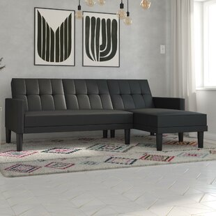Shopping for Watford Reversible Sleeper Sectional By Ebern Designs
