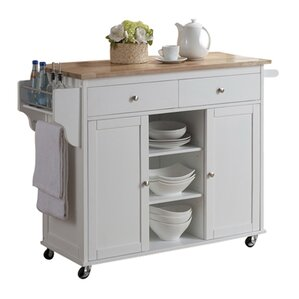 Maryland Kitchen Cart by Wholesale Interi..