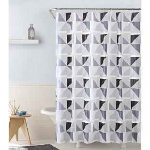 Premo Royal Bath Spinning Windmill Shower Curtain Set