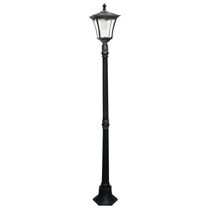 malaysia detail solar lamp light post std with planter