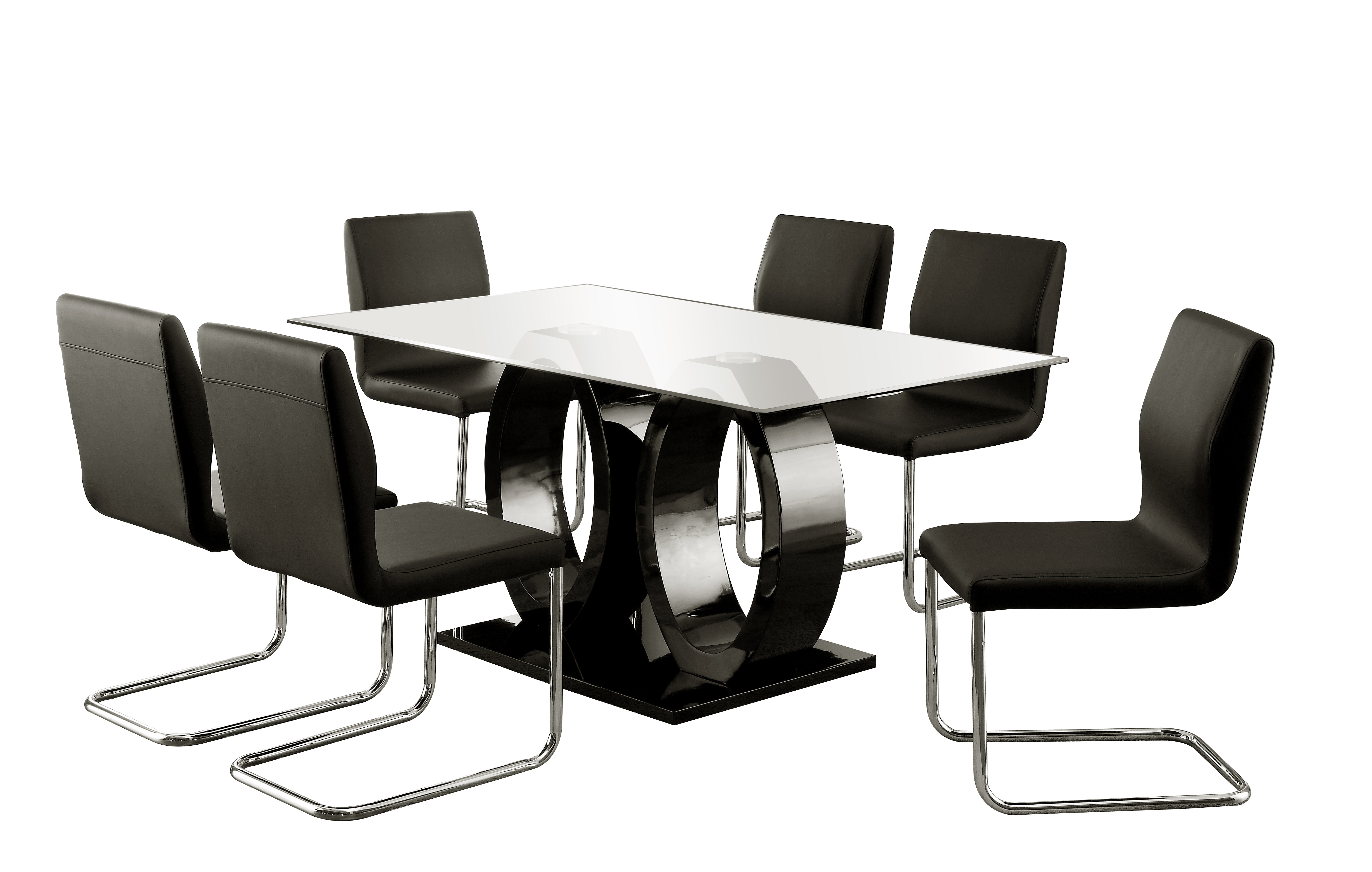 Berwick 7 Piece Dining Set Reviews Allmodern