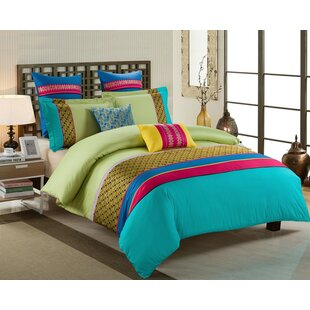Devona 5 Piece Comforter Set