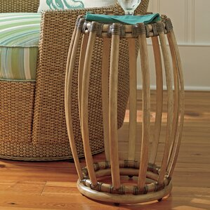 Twin Palms End Table by To..