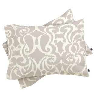 Khristian A Howell Quiet Eloise Pillowcase (Set of 2)
