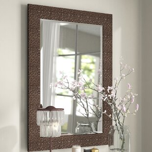 Grid Accent Mirror by World Menagerie