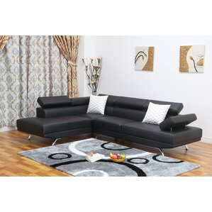 Whitney Reclining Sectional by PDAE Inc.