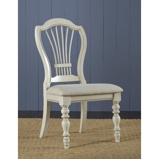 Alise Upholstered Dining Chair (Set of 2)