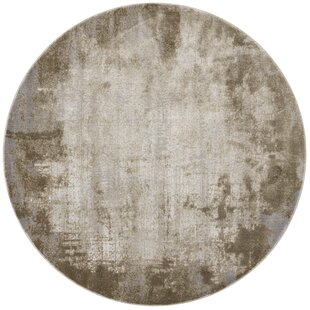 Bourque Wheat/Gray Area Rug by Williston Forge