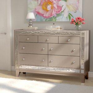 Alessia 7 Drawer Dresser