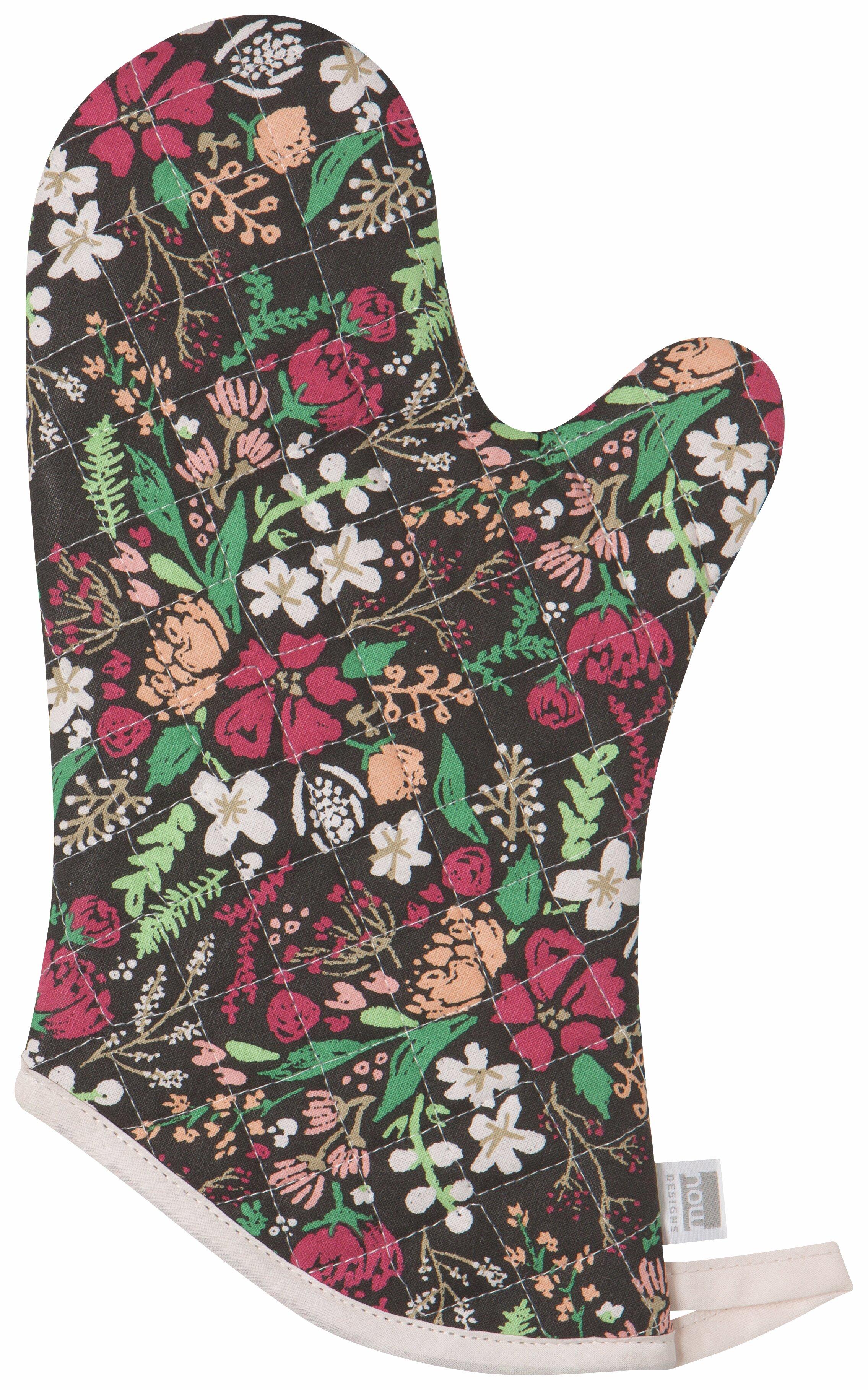 Now Designs Night Bloom Oven Mitt Wayfair