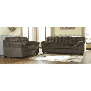 Mccreery 2 Piece Living Room Set by Latitude Run