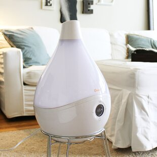 Smart Drop 1.5 Gal. Cool Mist Ultrasonic Tower Humidifier