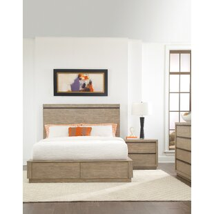 Crannell Platform Configurable Bedroom Set