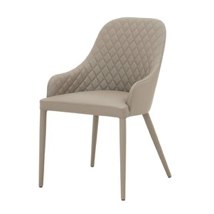 Saddleback Upholstered Dining Chair Brayden Studio