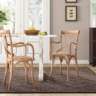 Compare prices Glenbrook Solid Wood Dining Chair (Set of 2) by Birch Lane™ Heritage Reviews (2019) & Buyer's Guide