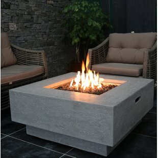 Backyard Gas Fire Pit natural gas outdoor fireplaces & fire pits you'll love | wayfair.ca