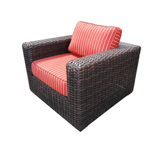Santa Monica Arm Chair with Cushions