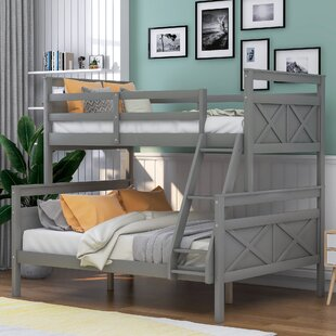 Defries Twin Over Full Bunk Bed