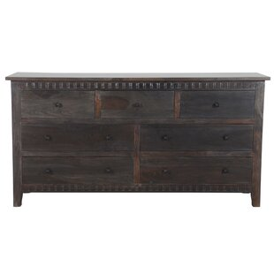 Mortenson 7 Drawer Dresser