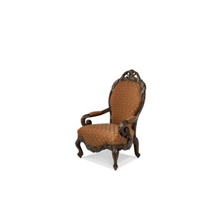 Essex Manor High Back Chair by Michael Amini
