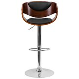 Samson Swivel Adjustable Height Bar Stool by George Oliver