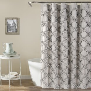 Farmhouse Shower Curtain | Wayfair