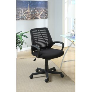 Chasteen Mesh Task Chair by Ebern Designs New