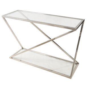 Review Zielke Console Table By Orren Ellis