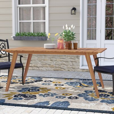 Lindquist Dining Table by Union Rustic Amazing