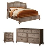 Norborne Standard Configurable Bedroom Set by Foundry Select