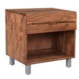 Jorgen 1 Drawer Nightstand by Foundry Select