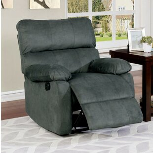 Orvis Manual Recliner by Red Barrel Studio Great price